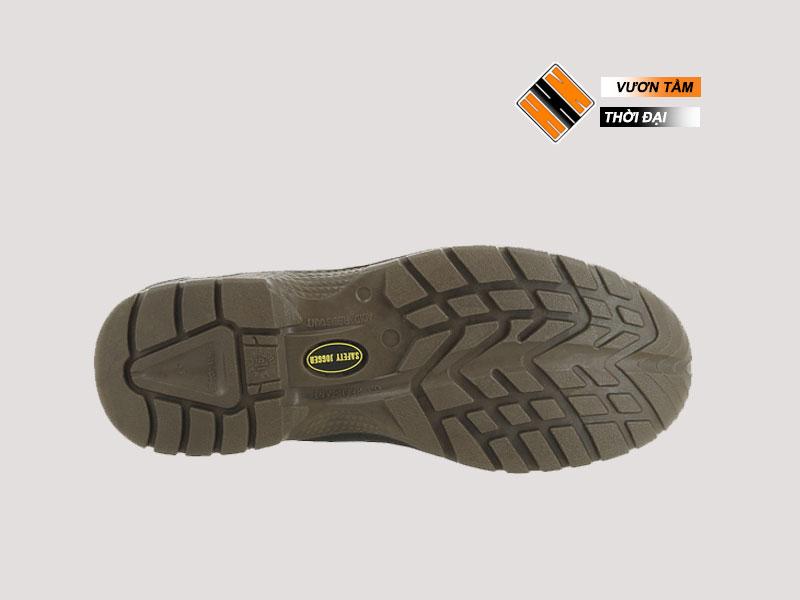 Đế thép. PU2 lớp của giày bảo hộ Jogger Dakar