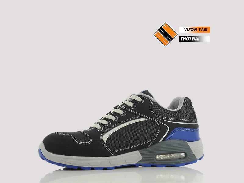 Thiết kế thể thao khỏe khoắn của giày bảo hộ Jogger Raptor