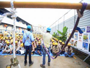 Tư vấn về triển khai công tác huấn luyện an toàn lao động