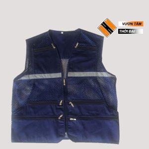 áo gile kỹ thuật 8