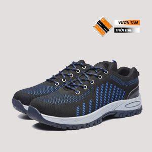 Giày runner (xanh)