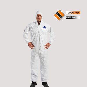 Quần áo chống hóa chất Micrograp 500